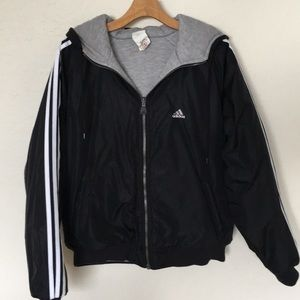 Men's Adidas jacket. Sz M